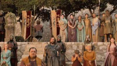 dubrovnik game of thrones scenes princess is leaving