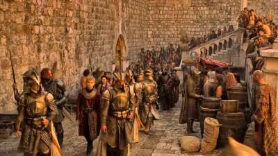 dubrovnik oldtown game of thrones