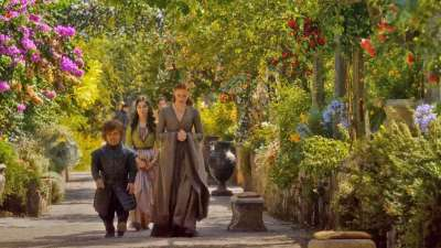 dubrovnik game of thrones scenes sansa and tyrion