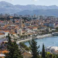 day trips from dubrovnik to split