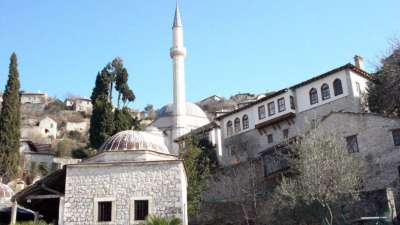 mosque in pocitelj