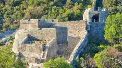 ston city walls