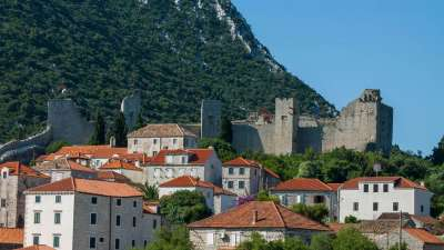 walls of ston croatia